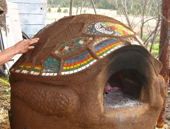 15 Beautifully Practical Cob Ovens Amp How To Build One