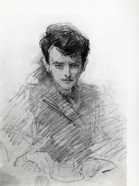 J.B. Yeats.