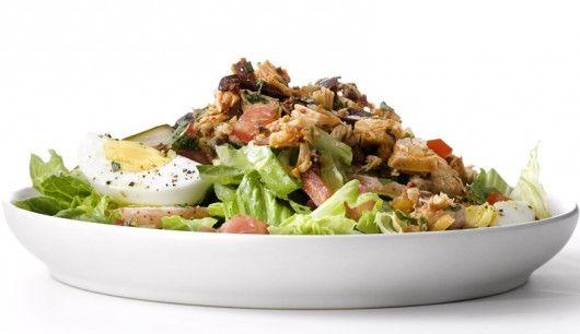 Tunesischer Eiweiß-Salat