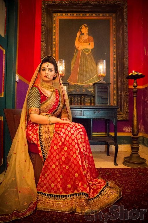 Umang Huthessing Bridal collection in Ahmedabad by CityShor