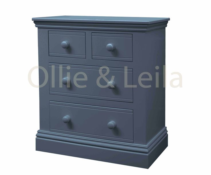 Ollie Star 2 plus 2 Chest of drawers