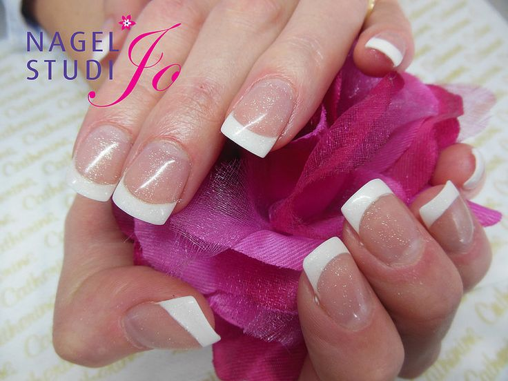 Final Gel French Manicure