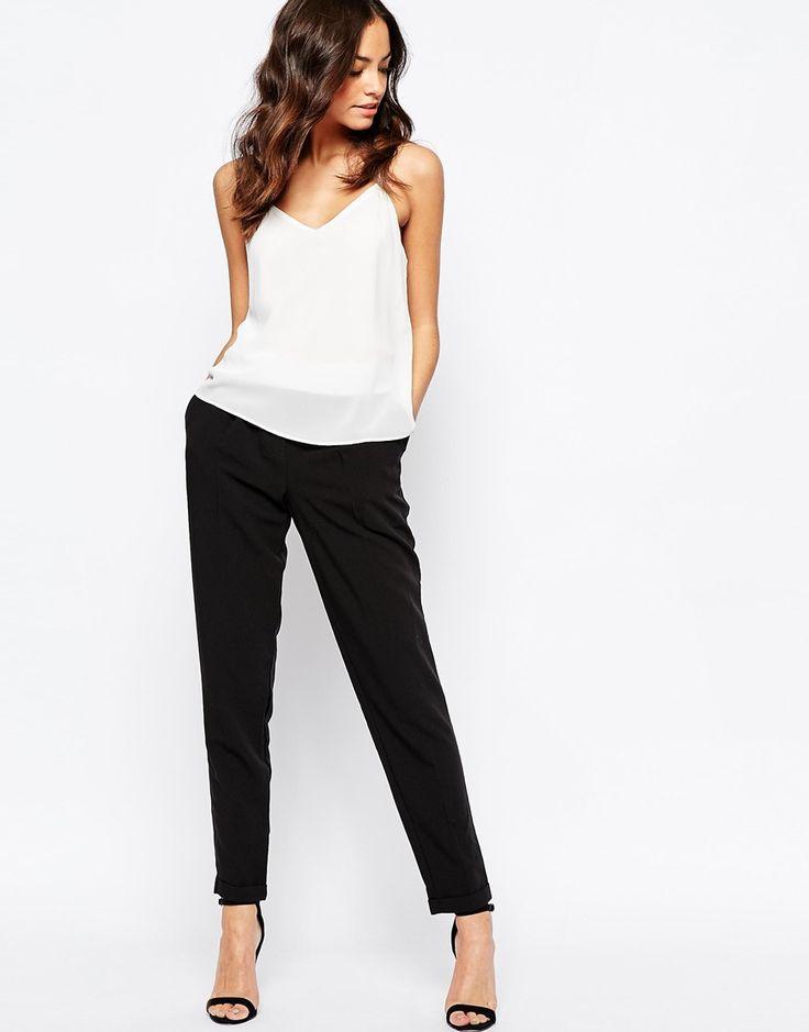 Image 1 of New Look Peg Pants