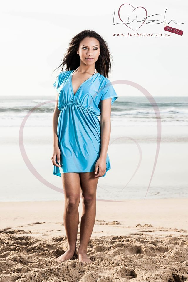 Beach dress #lushwear #beachdress #beach #dress #fashion #southafrica