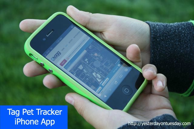 iphone dog tracking app