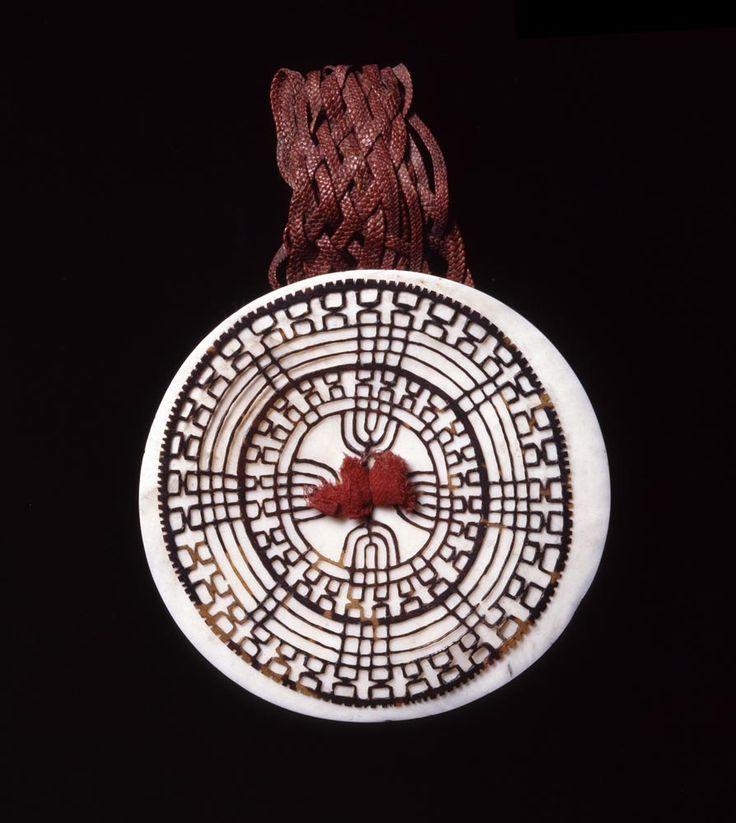 Ornamento kap-kap (sezione Oceania)