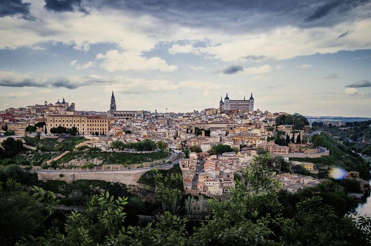Guide til Toldeo i Castilla-La Mancha i Spanien