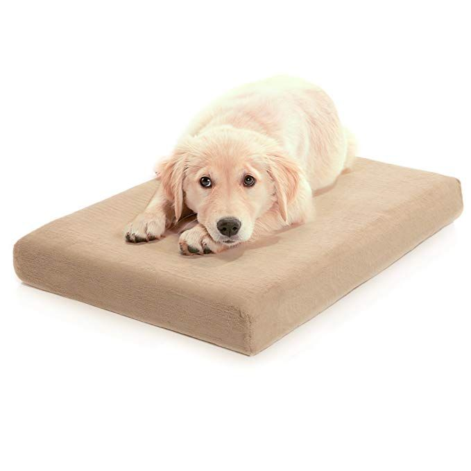 Amazon Com Milliard Premium Orthopedic Memory Foam Dog Bed With