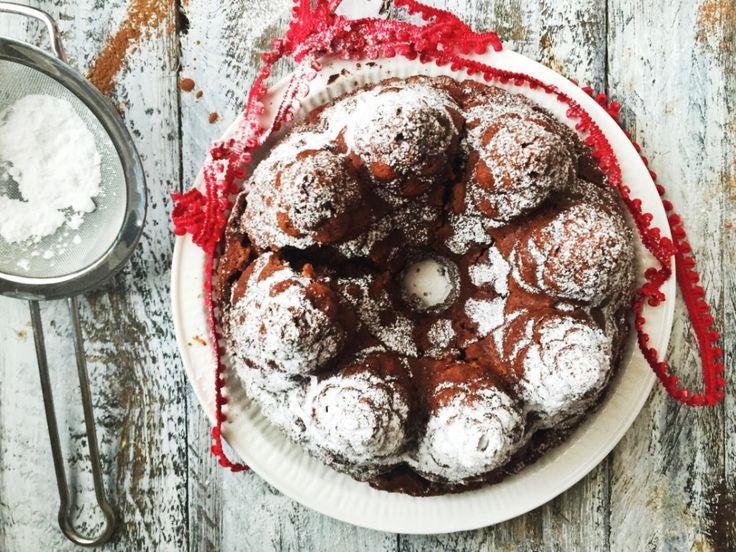 La ricetta della Bundt Cake e un po' di magia.
