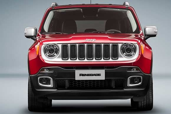Confira a nova tabela de preços do Jeep Renegade 2017