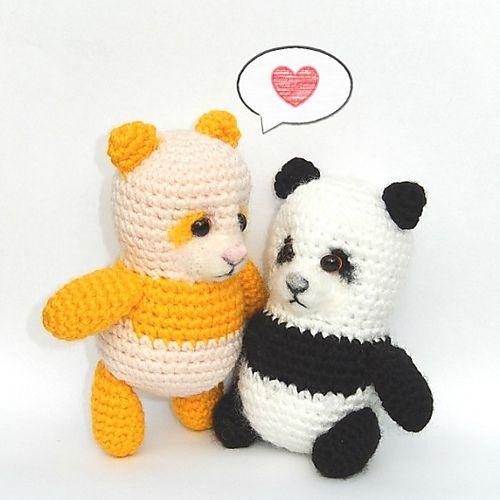 102 mejores imagenes sobre amigurumi bears en Pinterest ...