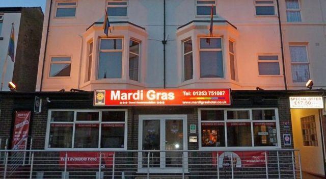 Mardi Gras Guest House - 3 Star #Guesthouses - #Hotels #UnitedKingdom #Blackpool http://www.justigo.uk/hotels/united-kingdom/blackpool/mardi-gras_192104.html