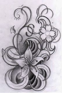 I would love to get this on my foot. <3 It's so feminine and yet so cool. <3 <3 <3 <3 <3 <3 <3 <3