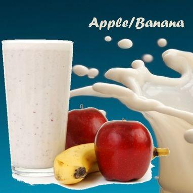 Smoothie Μπανάνα/Μήλο - Συνταγές - Tlife.gr
