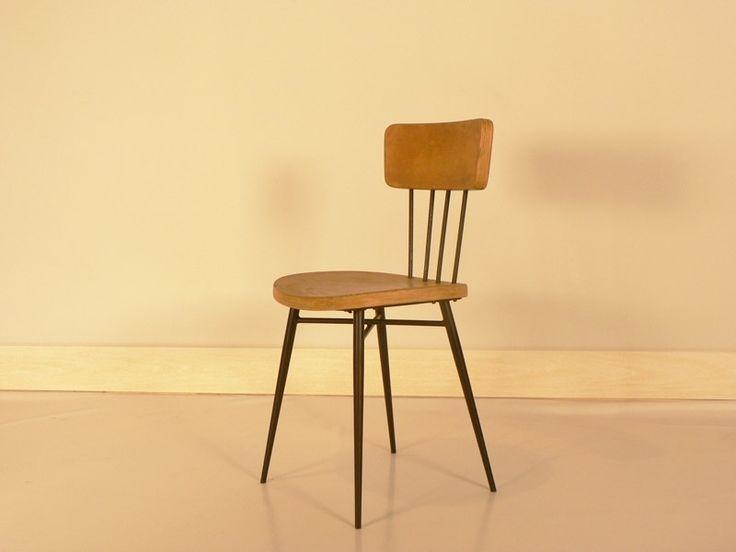 Chaise année 50 - maisonsimone.com #vintage #déco #interior #design