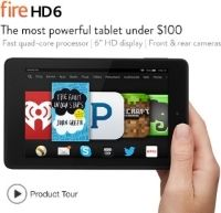 Win A Kindle Fire HD 6 -    Dec. 18-23, 2014 via  http://virl.io/JQNbLbH #win #sweepstakes #giveaway
