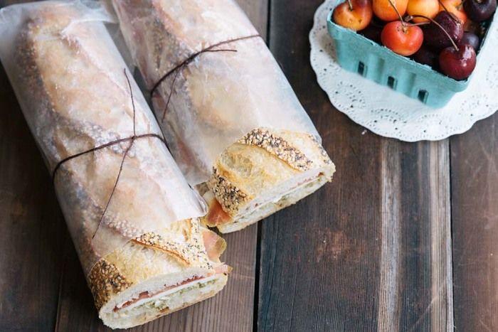 ランチに、ピクニックに、どこでも楽しめる。おしゃれなサンドイッチラッピングあれこれ   キナリノ
