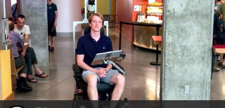 MIT project on Self-driving Wheelchair - Courage Kenny Rehabilitation Institute