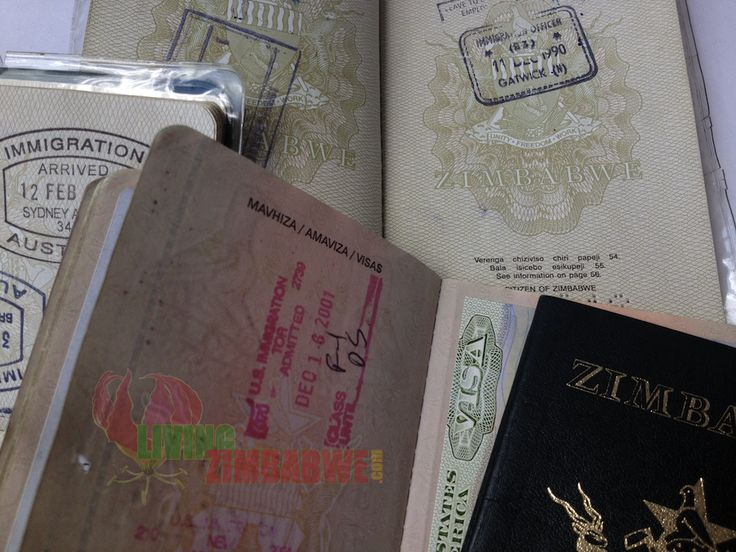 The Frustration Of Applying For A Zimbabwean Passport From The UK