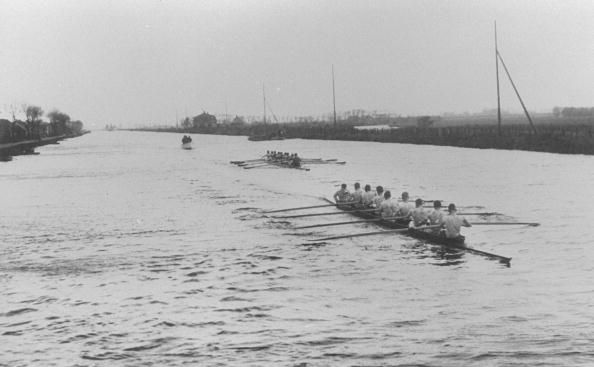 An Illustrated History of Rowing: Rowing Becomes an Olympic Event