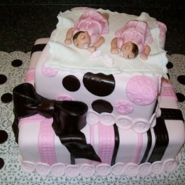 66 best Twin birthday cakes cia images on Pinterest