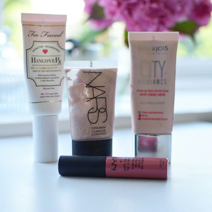 Makeup faves