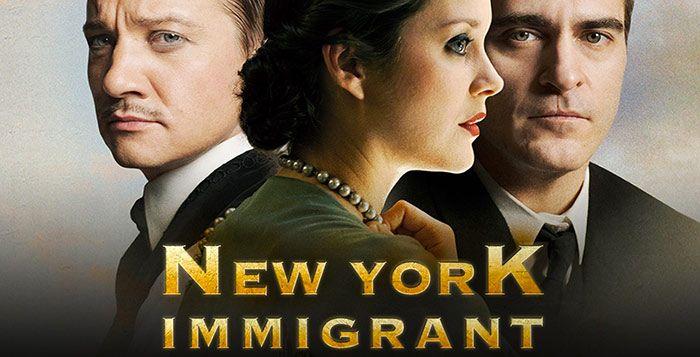 New York Immigrant