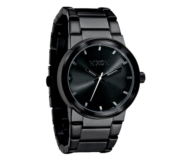17 best ideas about all black watches black watches nixon cannon all black analog watch
