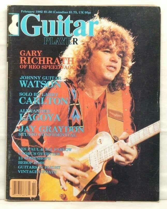RIP Gary Richrath :'(