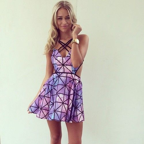 Cute Teen Fashion | Cute And Stylish Summer Dresses For Teenage Girls 003