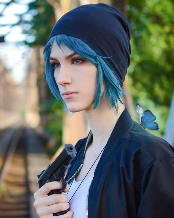ecb99da9299b Chloe Price Cosplay by Ariderion.