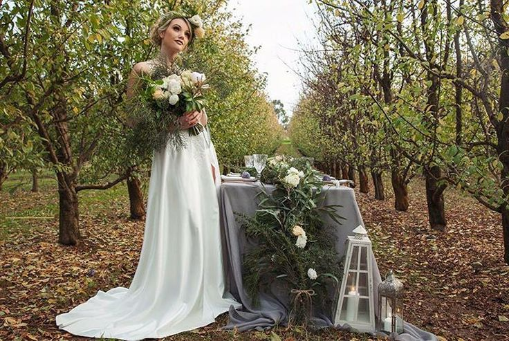 Autumn styled shoot at Raeburn Orchards
