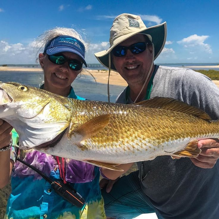 #TeamPatrickOutdoors own Tammy Jo and Chase from Texas Parks and Wildlife hold up a monster red that she sight casted to in ankle deep water yesterday while we were on a photo shoot for an upcoming magazine article. Way to go Tammy Jo!! #BBRG #BaffinBayRodAndGun #SargeCustomRods #CaptSally #BlacksMagicJigHeads #SaltwaterAssassin #ChrisMarineBoats #23HaynieCat #MercuryMarine #PowerPole #CrossroadsPropellers #CaptBlack #Capt_marcus_canales #CaptSpencerj #TeamPatrickOutdoors #CaptMark…