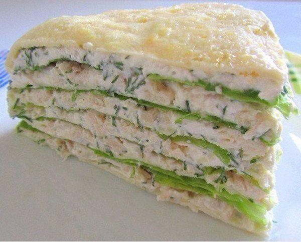 The protein cake with breast kurinou