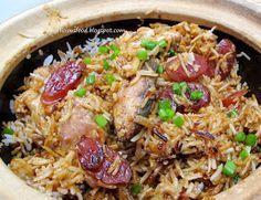 Annielicious Food: Kampar Claypot Chicken Rice (金宝瓦煲鸡饭) - (MFF - Perak)