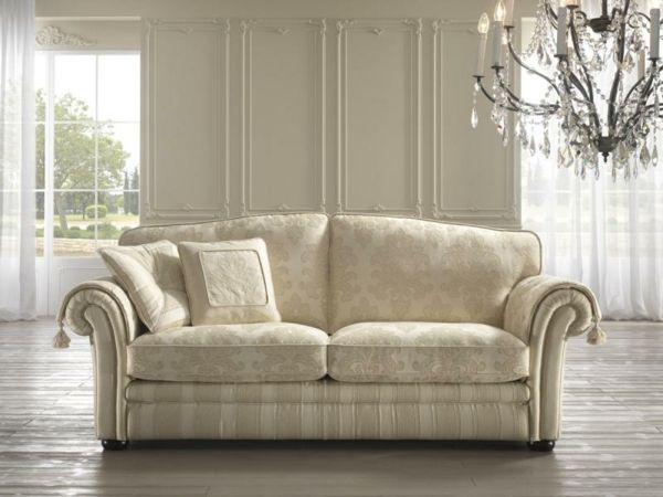 Sofa- königliche Einrichtungsideen für Wohnzimmer aus Italien - einrichtungsideen