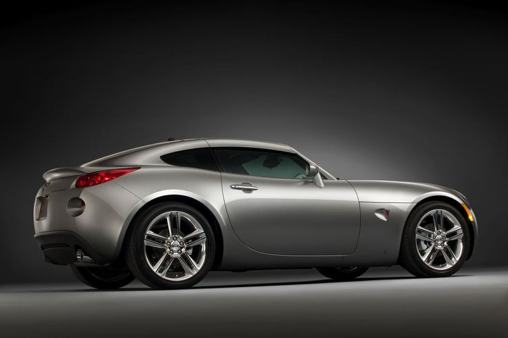 pontiac solstice | 2009 Pontiac Solstice Coupe Could Have up to 300 HP to go After the Z ...