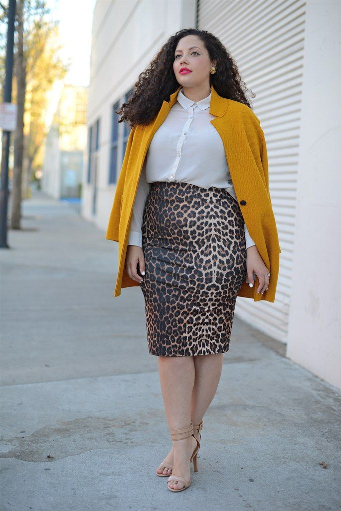 Танеша Авашти - девушка с формами Plus size | -ТВОЙ ГАРДЕРОБ-