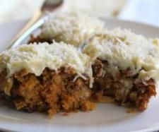 Caribbean Carrot Cake | Official Thermomix Recipe Community