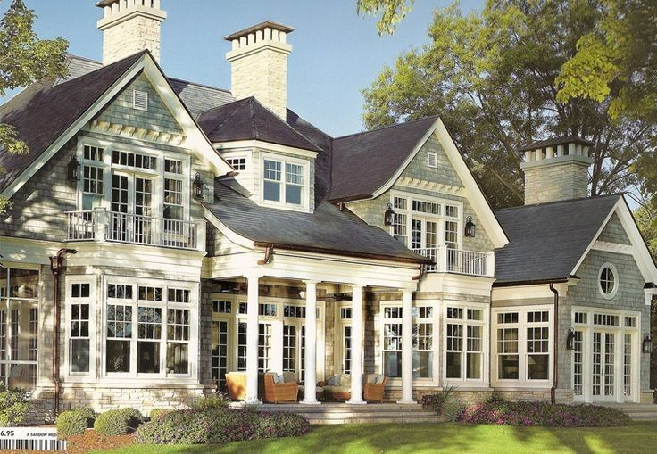 House Exterior On Pinterest Exterior Colors French Country Homes