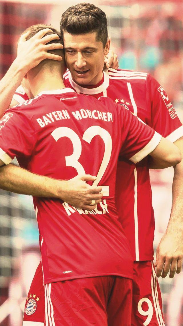 Kimmich & Lewandowski