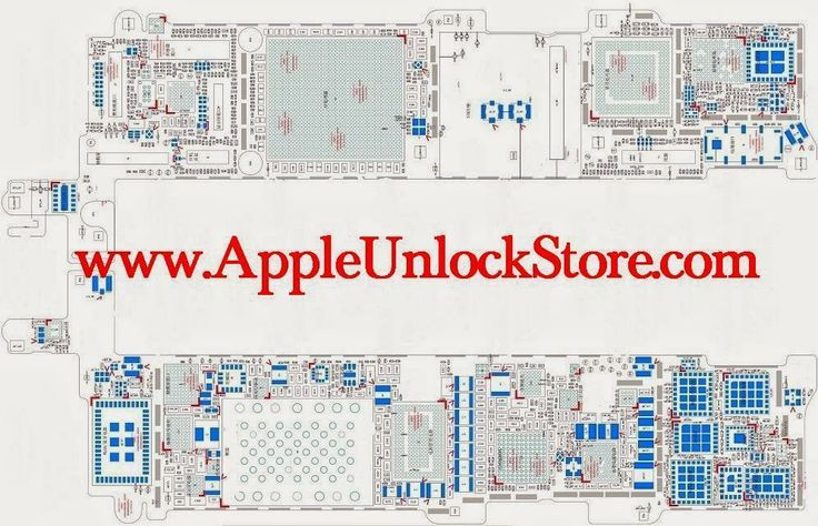 Iphone 5s Circuit Diagram Schematic Sevice Manual