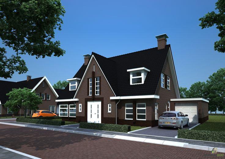 Google afbeeldingen resultaat voor - Modern stenen huis ...