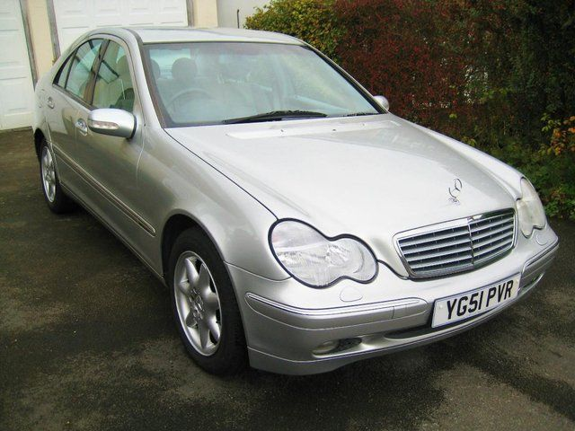 MERCEDES-BENZ C270 CDi ELEGANCE AUTO - ONLY 69,000 MILES For Sale in Haworth, West Yorkshire