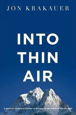 BOOK > Into Thin Air : A Personal Account of the Everest Disaster - Jon Krakauer