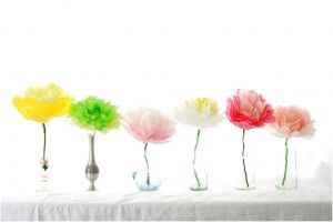 Enchanting Craft Inspiration For Mother's Day DIY Paper Flower Bouquet With A Lot Of Interest