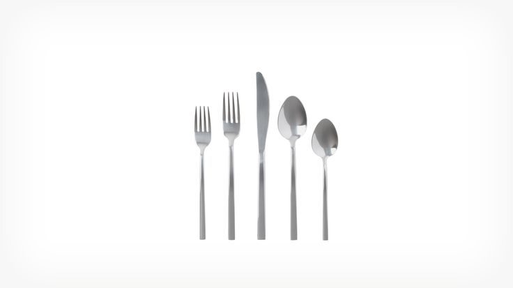 CUTLERY AS REQUESTED BY LUCY  ames flatware stainless steel overhead