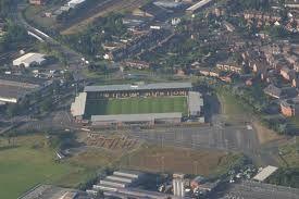 Burton Albion F.C. - Pirelli Stadium,