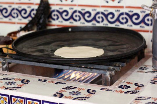 4 Mexican Tools To Bring home from Mexico.. A comal. (pictured) This flat disc is the Mexican kitchen workhorse — it'll char your tomatoes or poblano peppers, toast your chiles for salsas, and produce the crispiest, crunchiest quesadillas.