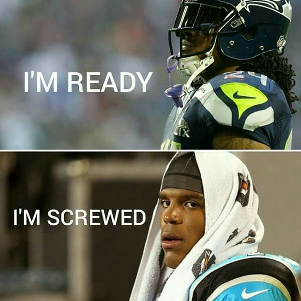Seahawks game tomorrow!